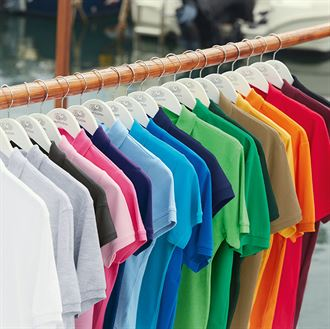 image of embroidered polo shirts, printed t shirts hounslow west london uk